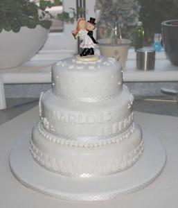 Bruidstaart Jeffrey & Marloes