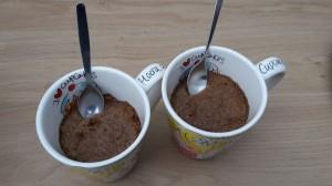 kruidcake mug cakes