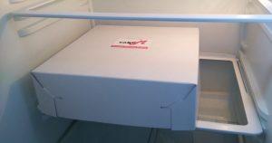 taart bewaren in de koelkast