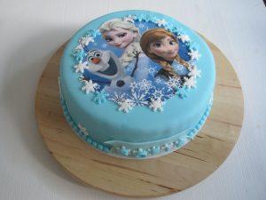 Forzen ~ Anna, Elsa en Olaf