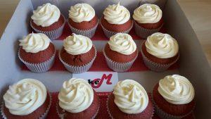 Red velvetcupcakes