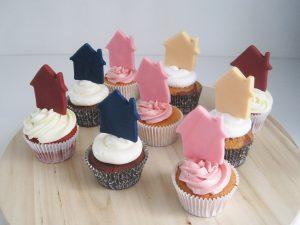 Samenwonen cupcakes