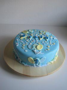 Feestelijke taart