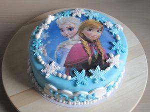 Frozen ~ Anna en Elsa