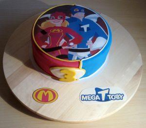 Mega Mindy & Mega Toby
