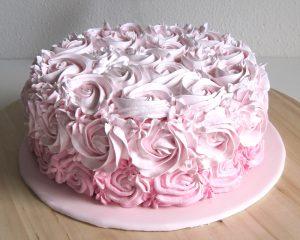 Smashcake ombre rose